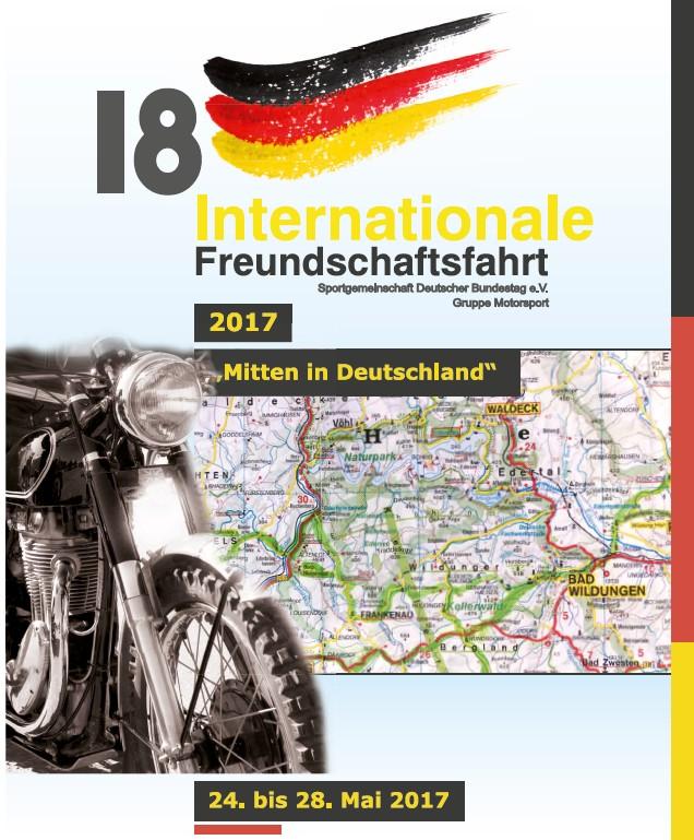 18. Internationale Freunschaftsfahrt