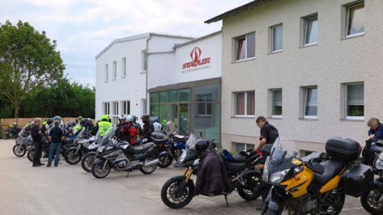 Motorrad Stadler