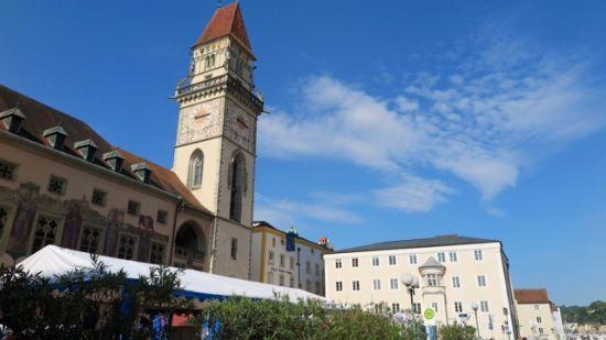 Impressionen von Passau