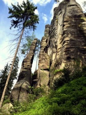 Ein Paradies für die Könner unter den Kletterern.