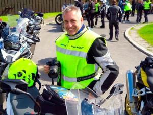 Tourguide Frank Radloff