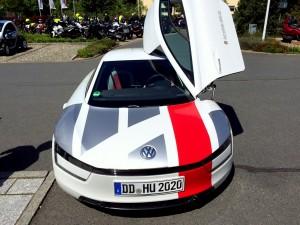 VW E Fahrzeug